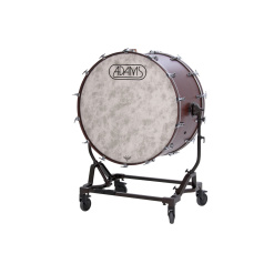 "Adams 28"" x 22"" Tilting Gen II Concert Bass Drum"