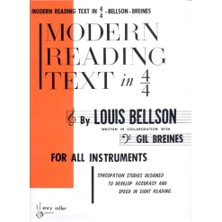 Louis Bellson - Modern Reading Text In 4/4