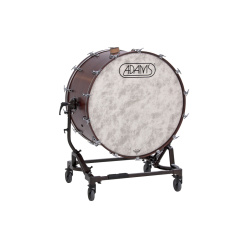 "Adams 40"" x 18"" Tilting Gen II Concert Bass Drum"