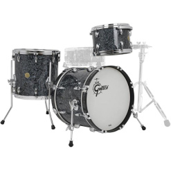"Gretsch Brooklyn 20"" - Deep Black Marine Pearl"