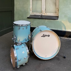 "Ludwig NeuSonic 20"" – Skyline Blue"