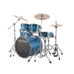 Ludwig Element Evolution 22 - Blue Sparkle