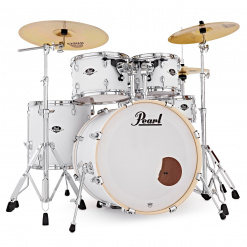 Pearl Export Satin White