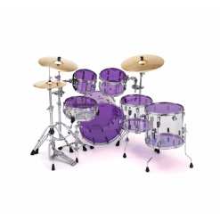 Remo Colortone Purple