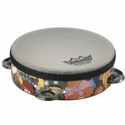 Remo - Kids Rhythm Club Tambourine
