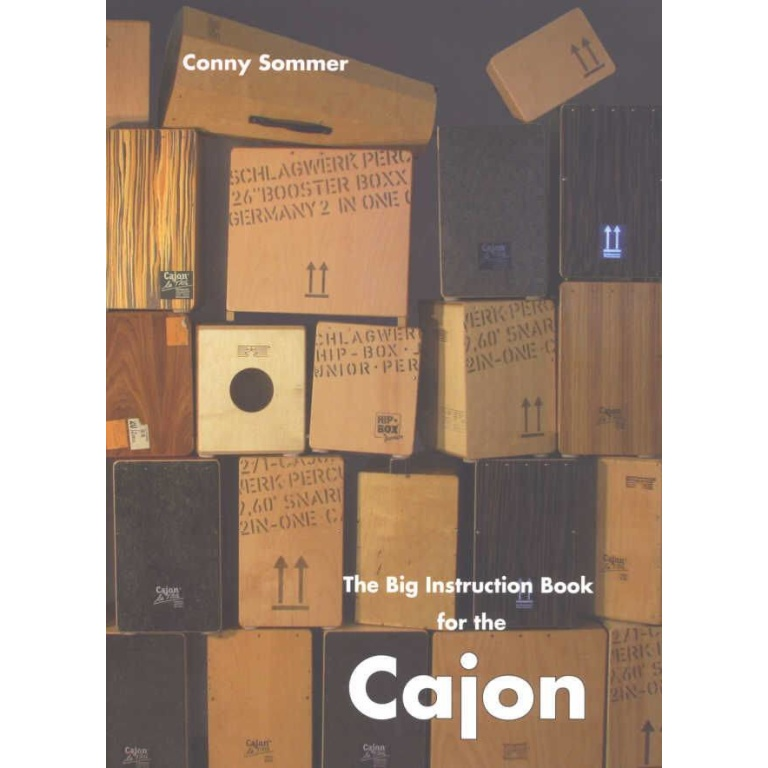 schlagwerk-the-big-cajon-instruction-book