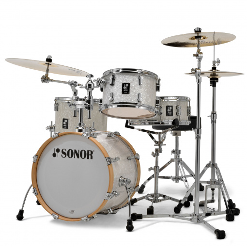 Sonor AQ2 Bob Set White Pearl
